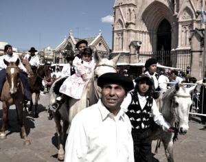 LA VIRGEN Y EL GAUCHO